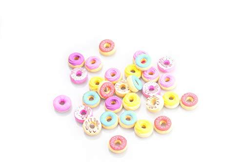 Donuts Eraser for Children Gift School Supplies, Pack of 30