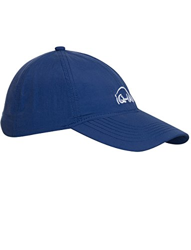 iQ-UV 200 Sonnenschutz Cap Kappe, Navy, 55-61 cm
