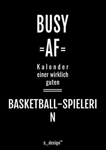 Kalender 2021 für Basketball-Spieler / Basketball-Spielerin: DIN A4 Tagesplaner / Wochenplaner / Terminkalender für das ganze Jahr: Termin-Planer / ... von 7 bis 21 Uhr (4 Termine pro Stunde)
