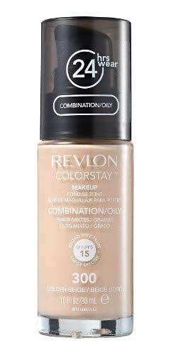Revlon Colorstay Pele Mista E Oleosa Golden Beige - Base Blz