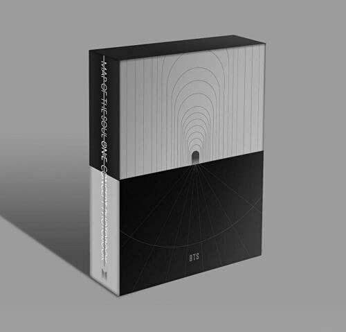 防弾少年団 - BTS MAP OF THE SOUL ON:E CONCEPT PHOTOBOOK [SPECIAL SET] 2nd PREORDER FEDEX EXPRESS SHIPPING [韓国盤]