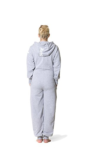 Jumpster Jumpsuit LEISURE GRAY Regular Fit - 4