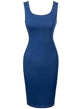 Best denim dress Reviews