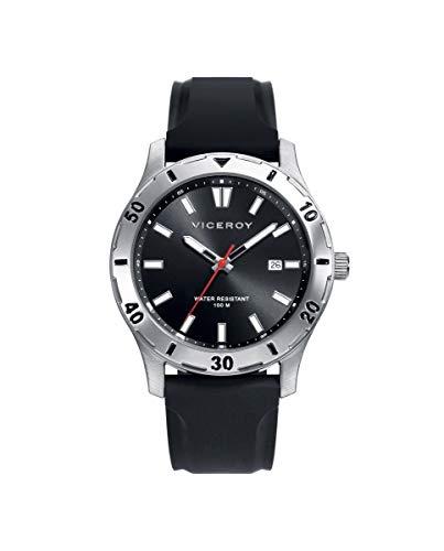 Viceroy 401129-57 - Orologio da uomo, colore: nero