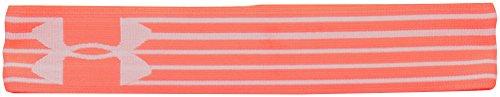 Under Armour t-Shirt pour Femme Cap UA Alpha Bandeau Taille Unique Orange - Afterburn Orange