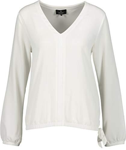 MONARI Damen Bluse Offwhite 46 (XXXL)