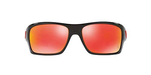 Oakley 926339, Gafas de sol, Hombre, Polished Black, 65
