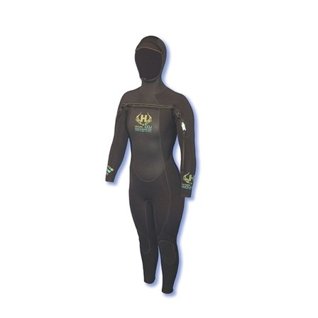 Women's UHC Hooded Wetsuit