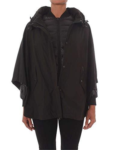 WOOLRICH Luxury Fashion Damen WWCPS2622LC10100 Schwarz Polyester Jacke | Herbst Winter 19