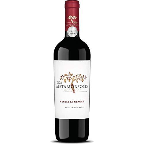 Viile Metamorfosis Schwarze Mädchentraube 2018   Rotwein aus Rumänien 14,5%   Dealu Mare, DOC – CMD – Qualität