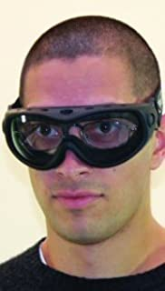 Clear Lens ALL Star Global Vision Goggles Fits Over Prescription Rx Glasses