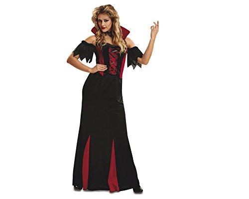 Desconocido My Other Me-200239 Disfraz de vampiresa para mujer, M-L (Viving Costumes 200239)