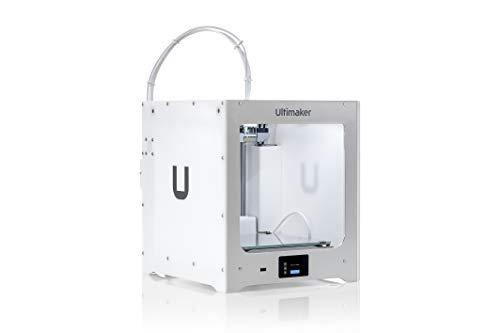 Impresora 3D Ultiimaker 2+ Connect de extrucción simple | Conectividad avanzada y Fiabilidad Máxima