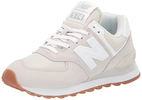 New Balance WL574V2, Zapatillas Mujer, Moonbeam, 39 EU