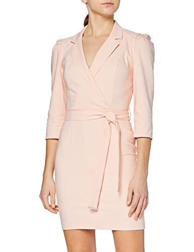 Morgan Robe Cache cœur RAOLI Vestido Informal, Color Carne, 44/Alto para Mujer