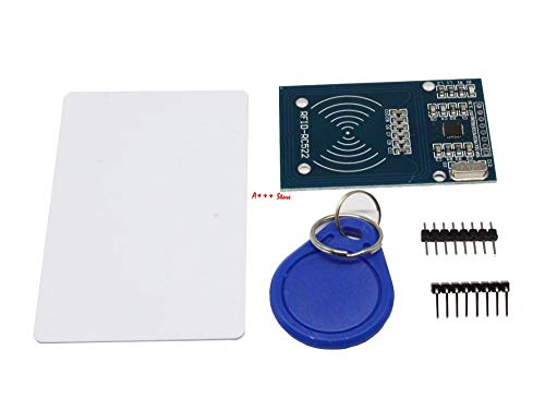 RFID module RC522 Kits S50 1356 Mhz 6cm With Tags SPI Write & Read for arduino uno 2560