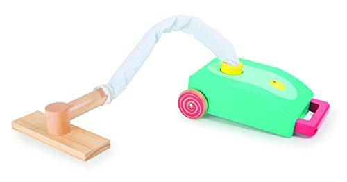 Small Foot - 10326 - Aspirateur pour Enfants - Bois