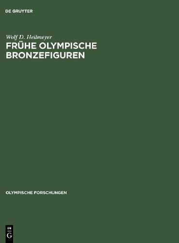 Frühe olympische Bronzefiguren: Die Tiervotive (Olympische Forschungen, Band 12)