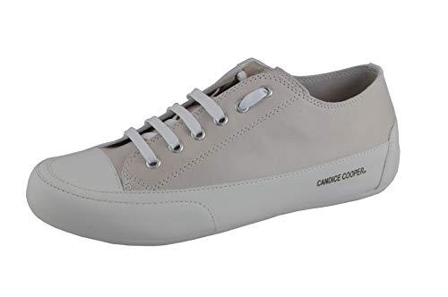 Candice Cooper Rock 01 Sand Tamponato (Kalbleder) Base weiß Damen Sneaker Größe 38