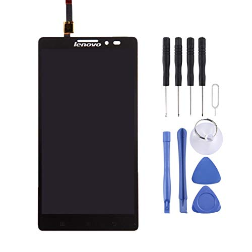 Mobile Phone Accessories Replacement LCD Screen+Touch Screen and Digitizer Full Assembly for Lenovo Vibe Z / K910