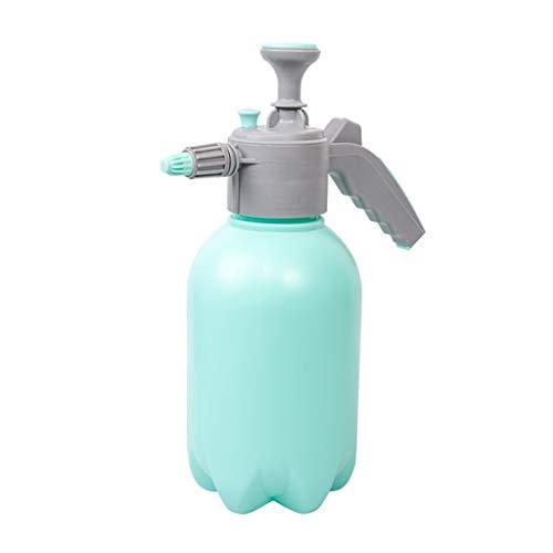 Sprayers één hand druk sproeier fles tuinieren sproeier sproeier tuinieren gereedschap plastic gieter kan voor gazon tuin, 2 liter gieter blikjes