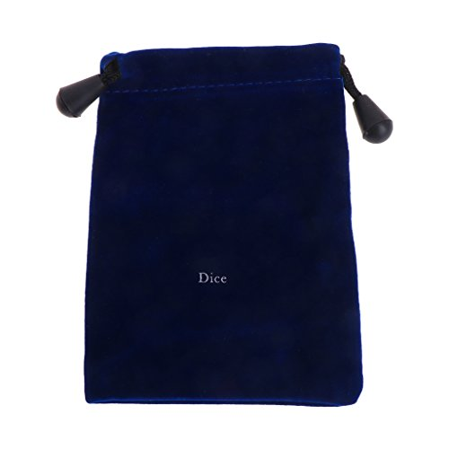 Exing Dados Dice Bag, Dungeons and Dragons DND Dedicated Dice Bags Underground City MTG Gift Tarot Bag