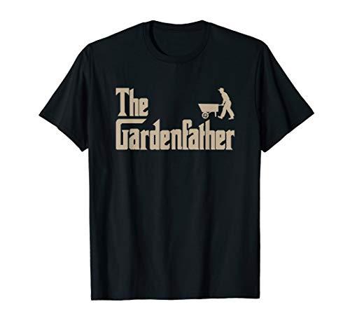 Mens Best Gardening Father Gifts The Gardenfather Men Tee Shirts T-Shirt