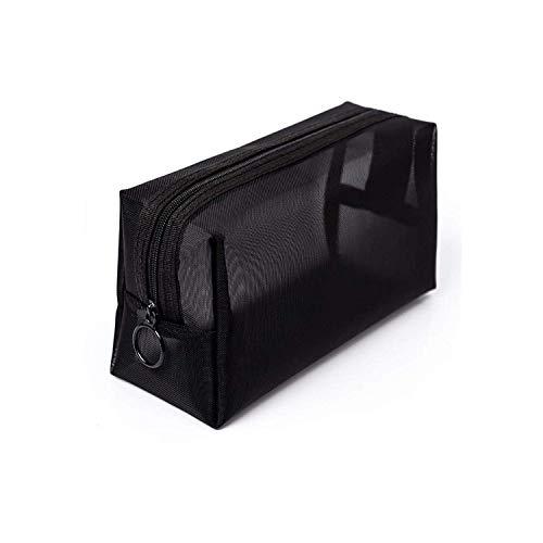 ZWWZ Make-up Organizer Schubladen Cosmetic Bag Travel Funktions-Verfassungs Fall-Frauen-T-Reißverschluss-Make Up-Organisator-Speicher-Kultur Beauty Wash Bag-Lagerung Bag- HAIKE