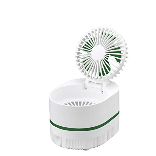 WANGDEE Mosquito Lamp mit UV-Licht Suction Fan Elektrischer Insektenvernichter, Wirksam zum Reduzieren Fliegender Insekten für Innen Schlafzimmer und Gärten