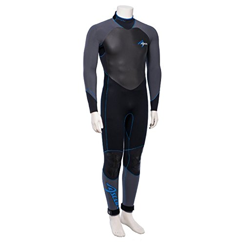 Ascan Style Comfort - Traje de neopreno para hombre, 5/4 mm, windsurf, 54
