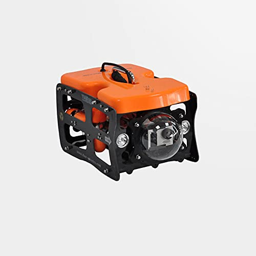 WANGCH Instalación Manual del Robot Submarino ROV/Buceo 30 m Control Remoto en Miniatura Submarine Plus 2K-4K Cámara Deportiva Proyector destacado/Dron Submarino/Cámara submarina