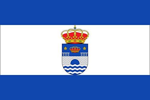magFlags Bandera Large Vecilla, León, España | Bandera Paisaje | 1.35m² | 90x150cm