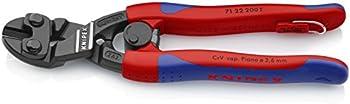 KNIPEX 8 in. Angled CoBolt Mini Bolt Cutters