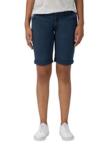 Timezone Damen Slim Nalitz Shorts, Blau (total Eclipse 3393), W29(Herstellergröße:29)
