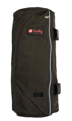 Henty Wingman Backpack Suit Bag- Compact Grey, Medium (HNT-WCBP-Gry)