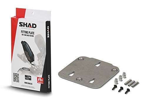 SHAD X014PS, Black, no