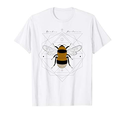 Hummel Gartenhummel Biene Insekt bombus hortorum T-Shirt