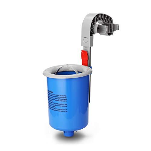 Piscina Aspiradora Piscina de montaje en pared Filtro de piscina Limpiador de superficie Limpiador de piscina Superficie de la superficie Absorbador de flotador Skimmer Máquina de colección de escombr
