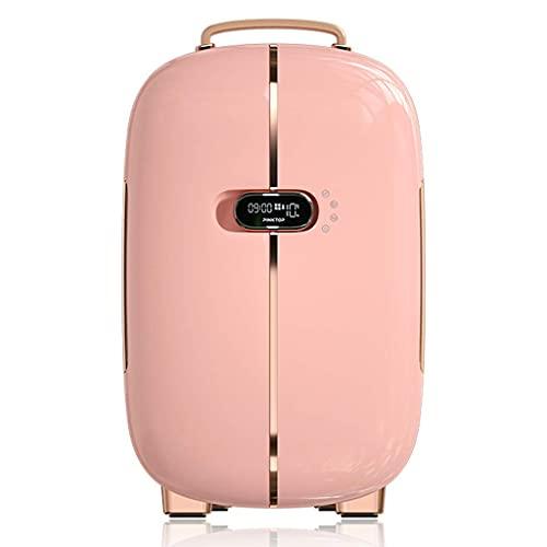 H.Slay SHKUU 13L Mini refrigerador Caja de Almacenamiento de Productos de Belleza Almacenamiento de partición para Puerta