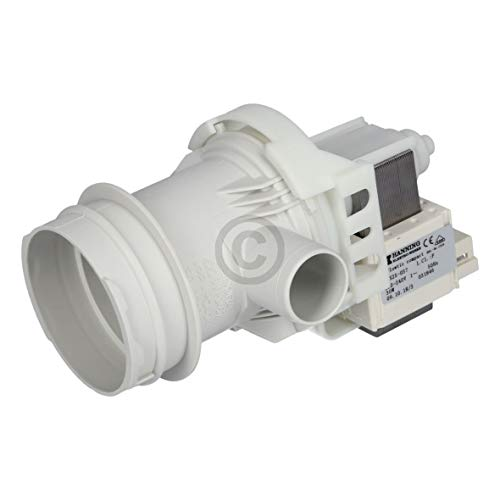 Ablaufpumpe Laugenpumpe Entleerungspumpe Wasserpumpe Magnetpumpe Pumpe Hanning DPS25-057 mit Pumpenkopf Waschmaschine ORIGINAL EURONOVA 031846