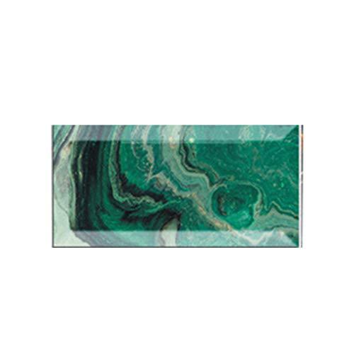 kexinda Pegatina de Azulejos de baño Impermeable Etiqueta de la Pared de la Suciedad a Prueba de Auto-Adhesivo de Tatuaje de Pared, Tipo C