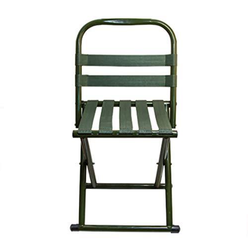 Fantastic Prices! Luggage Racks- Folding metal back outdoor Mazar stool Leisure fishing beach nylon ...