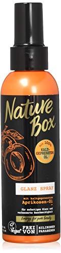 Nature Box Spray brillo aceite de albaricoque (1 x 150 ml)