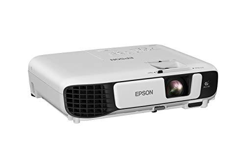 Projetor Epson PowerLite S41+ 3300 Lumens - Branco / Preto