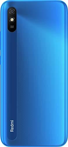 Redmi 9i (Sea Blue, 4GB RAM, 64GB Storage)