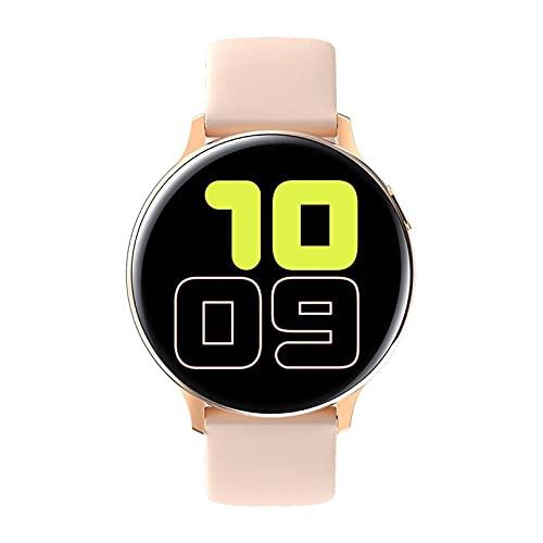Reloj inteligente GPS con monitoreo de salud durante todo el día, bisel de pizarra con funda de grafito y banda de silicona reloj inteligente IP68 impermeable pantalla curvada HD de 1,4 pulgadas