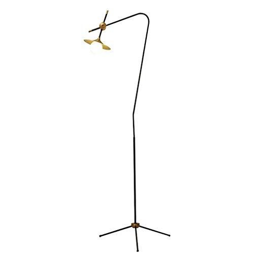 Nordic Post-moderne vloerlamp eenvoudige creatieve woonkamer slaapkamer studeerlamp tafellamp verticaal
