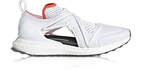 adidas Womens Ultraboost T Stella McCartney White Athletic Running Fashion Shoes (9)