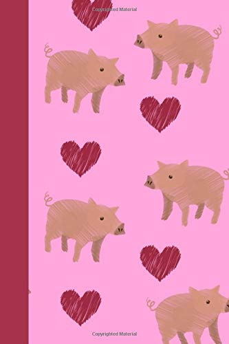 Cute Children's Piglet Notebook: The Perfect Notebook For...