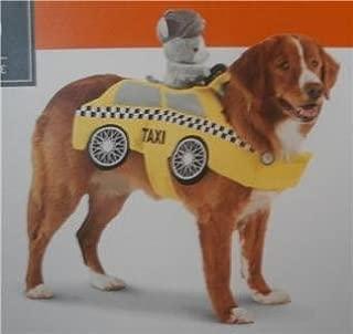 Pet Costume - Taxi Driver